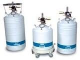 Контейнеры для жидкого азота с внутренним давлением (серия ТР)