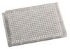 Планшеты 384-луночные прозрачные, квадратные лунки, объем лунки 120 мкл, полистирол, без крышки, нестерильные
