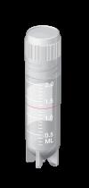 Криопробирки 2,0 мл, Expell, с градуировкой до 1.7 мл, стерильные, CAPP
