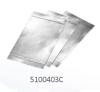 Пленка для 96-луночных ПЦР планшетов, алюминизированная, клейкая