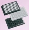 Планшеты 96-луночные белые, рабочий объем лунки 350 мкл, лунки отдельные, непрозрачное дно, полистирол, с крышкой, стерильные, для люминесценции, обработаны для клеточных культур, каждый планшет в индивидуальной упаковке