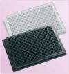 Планшеты 96-луночные Krystal™ белые, объем лунки 350 мкл, лунки отдельные, полистирол, прозрачное дно, для клеточных культур, с крышкой, стерильные, каждый планшет в индивидуальной упаковке
