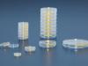 Чашки Петри культуральные, d= 40 мм, рабочая поверхность 9,2 см2, PS, стерильные
