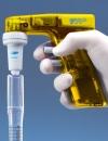 Turbo-Fix, пипетор электронный, с разъемом EU, для серологических пипеток 1-100 мл